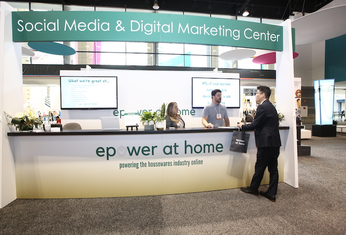 Experts To Discuss Digital Marketing, Omnichannel Retailing Trends in the Innovation Theater at 2019 International Home + Housewares Show