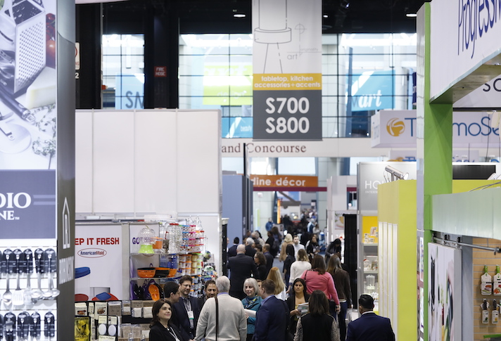 International Home + Housewares Show to Become The Inspired Home Show® in 2020