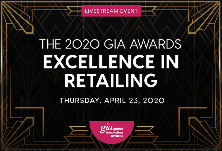 2020 gia Global Honorees for Retail Excellence Announced