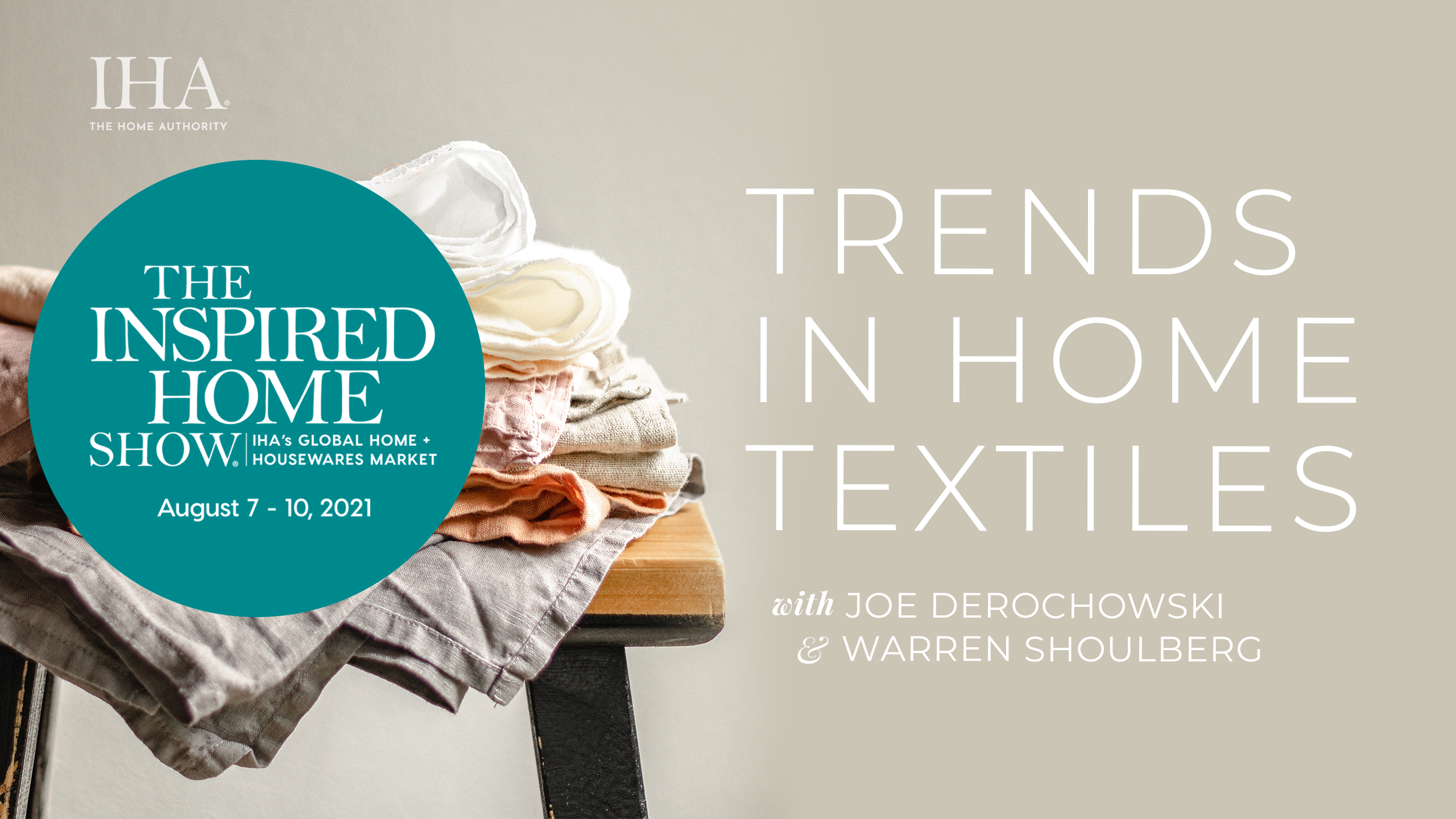 Trends in Home Textiles