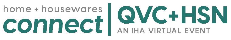 home + housewares connect qvc + hsn logo