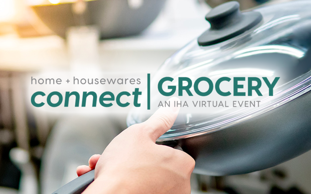 IHA's Connect Grocery Virtual Event Set for April 20-23