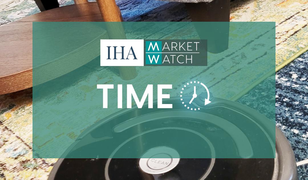 IHA Market Watch: Time